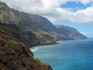 Kauai Coast Hawaii Itinerary