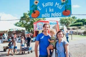 Kula Country Farms October in Maui