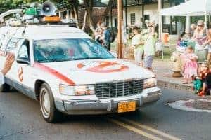 Lahaina Maui Halloween Parade October Maui