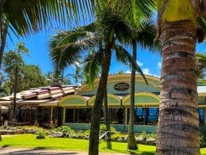 Lunch or Dinner at Mama's Fish House Maui Hawaii