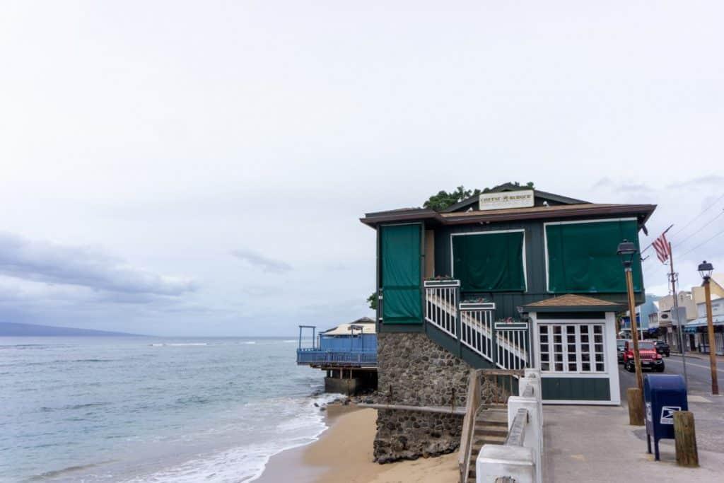 Maui Hawaii closed for coronavirus