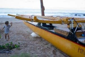 Maui Itinerary Hawaii First Time Outrigger CAnoe