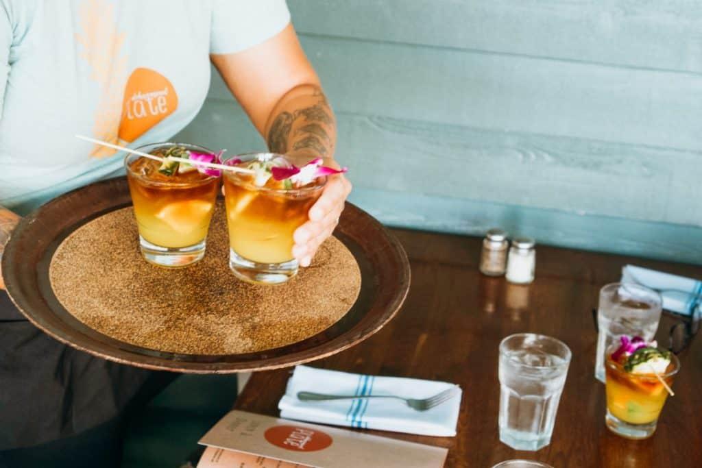Maui Itinerary Where to Eat Lahaina Aloha Mixed Plate