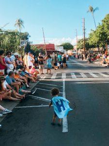 Maui October Halloween Parade Lahaina
