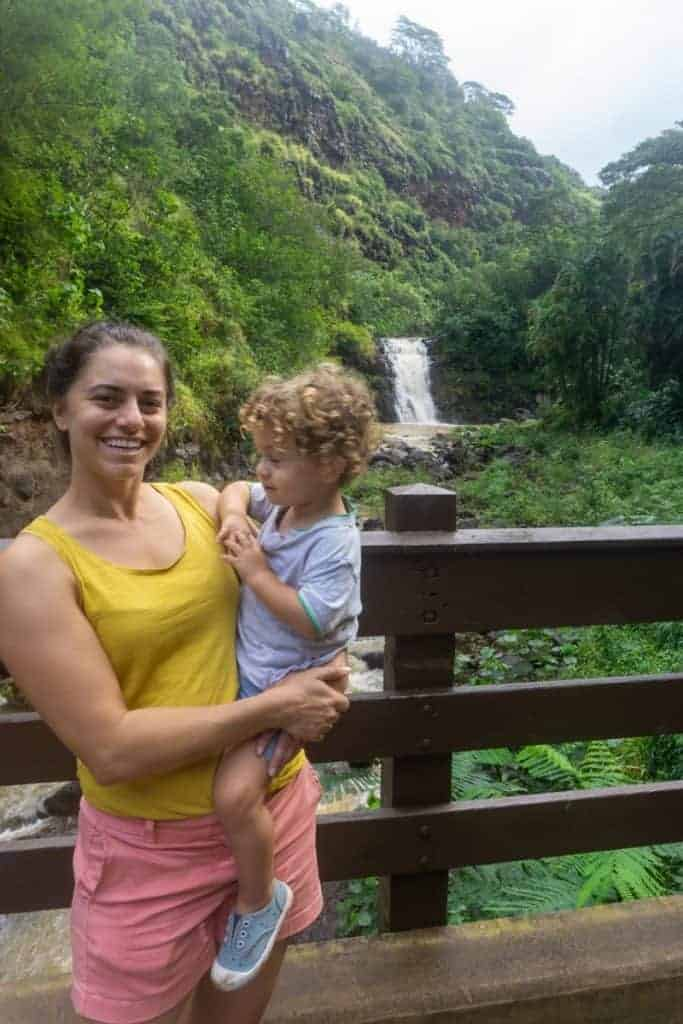 North Shore Waterfall Swim Waimea Valley Things to Do