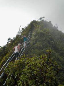 Oahu Stairway to Heaven Hike
