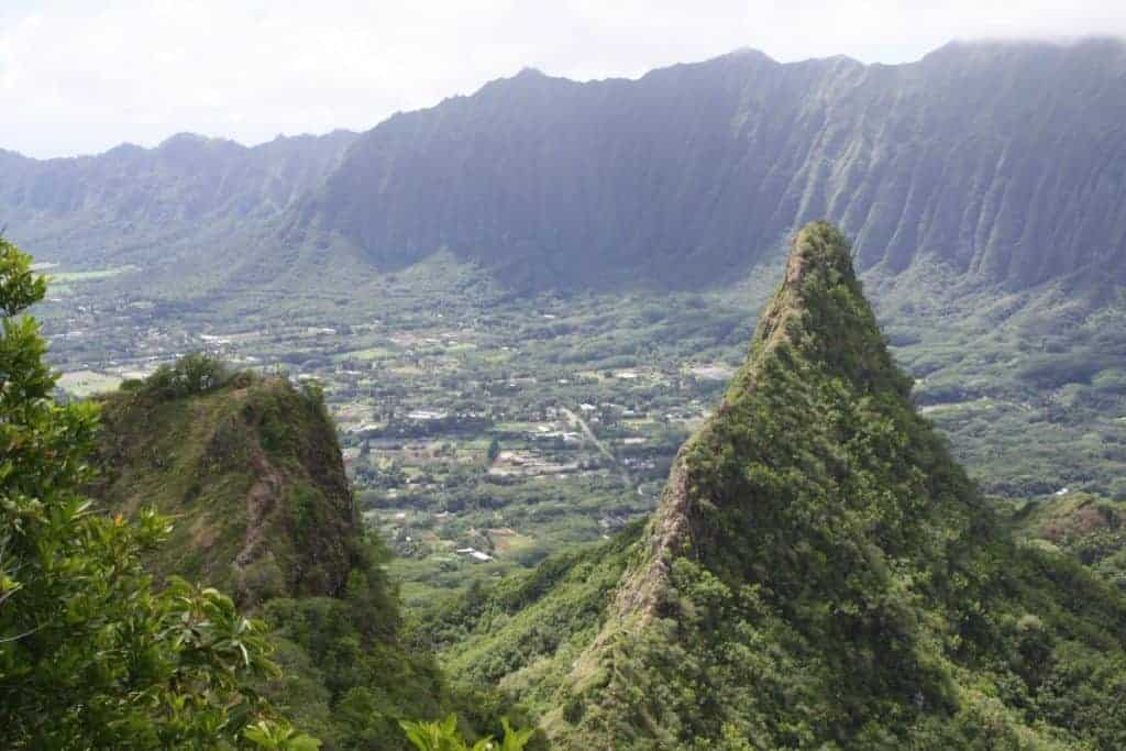 Olomana 3 Ridges Hike Oahu