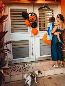 Trick or Treat Halloween Maui Style