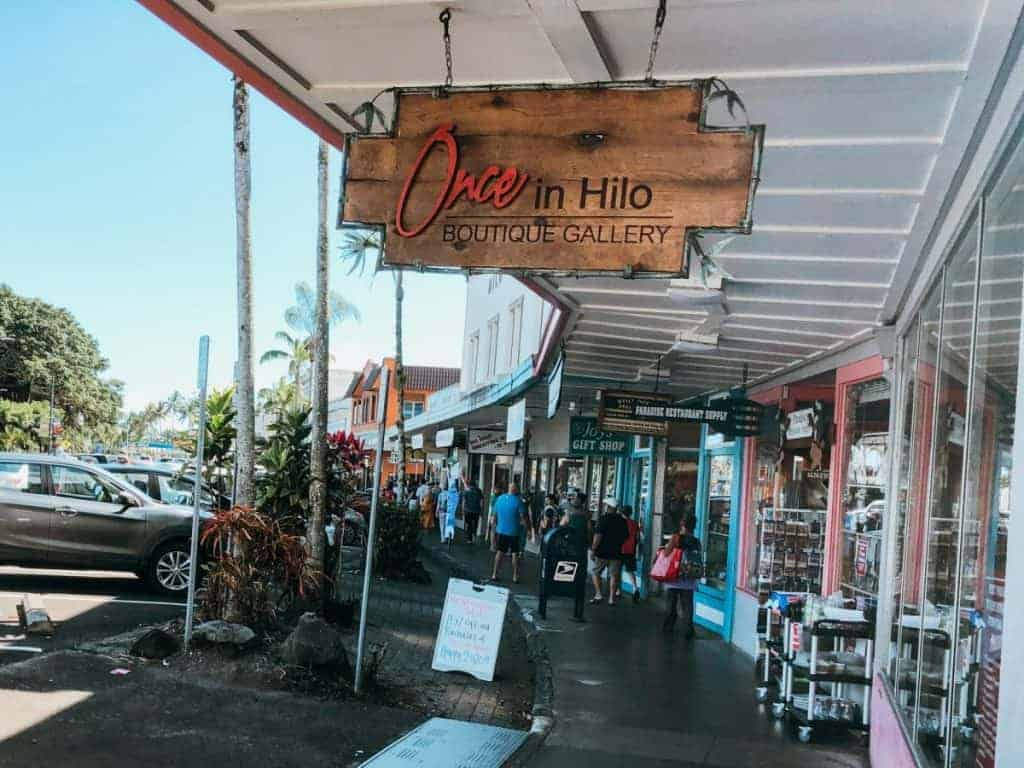 hilo downtown things to do