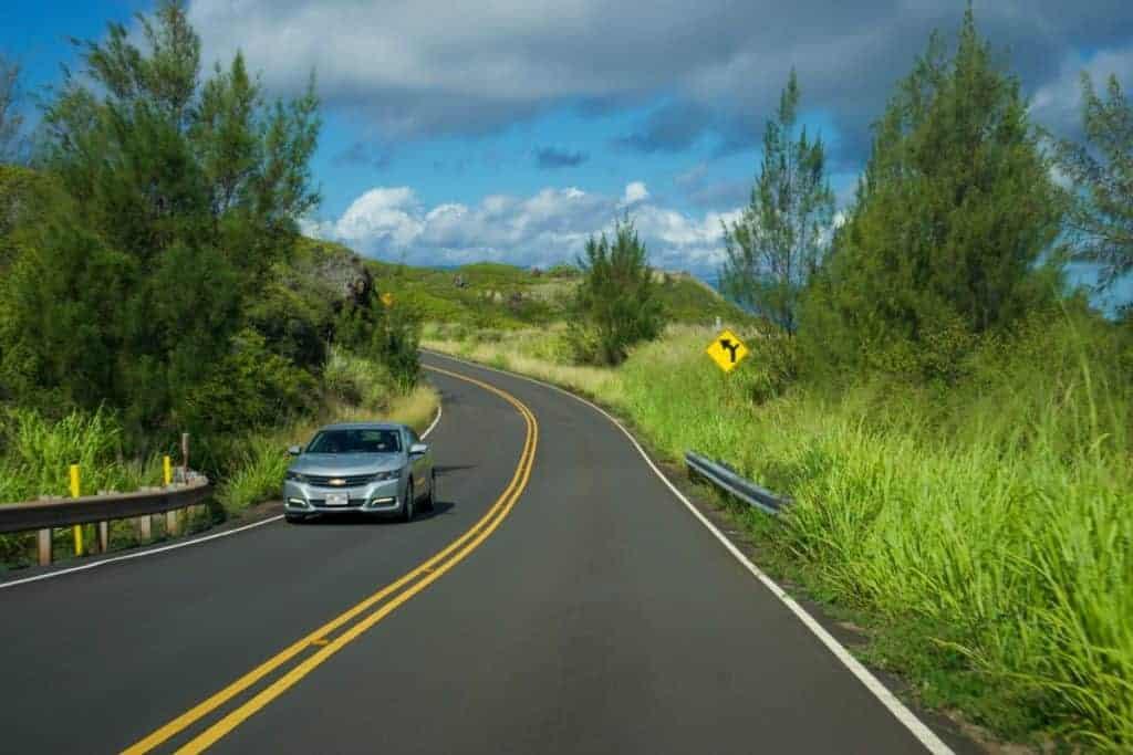 Kahekili Highway to Maui Nakalele Blowhole