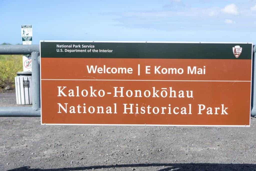 Kaloko-Honokohau National Historical Park Pandemic things to do