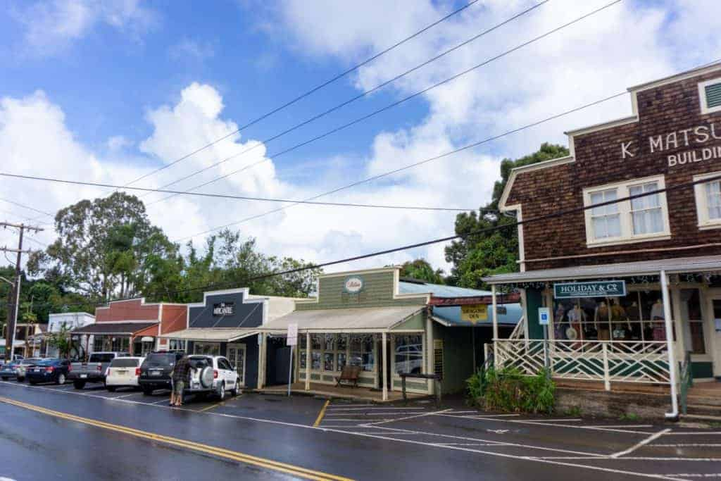 Makawao Maui to Cool off in August