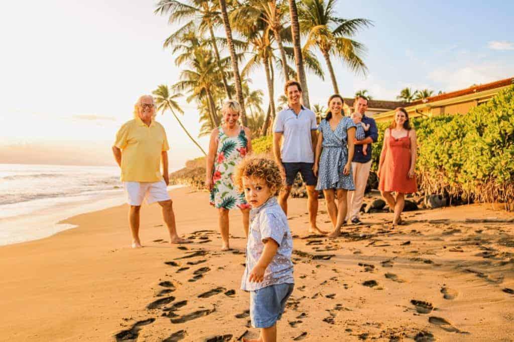 Maui in November Family Vacation