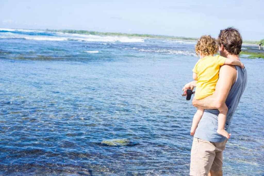 Alula Honokohau Beach Big Island best beaches