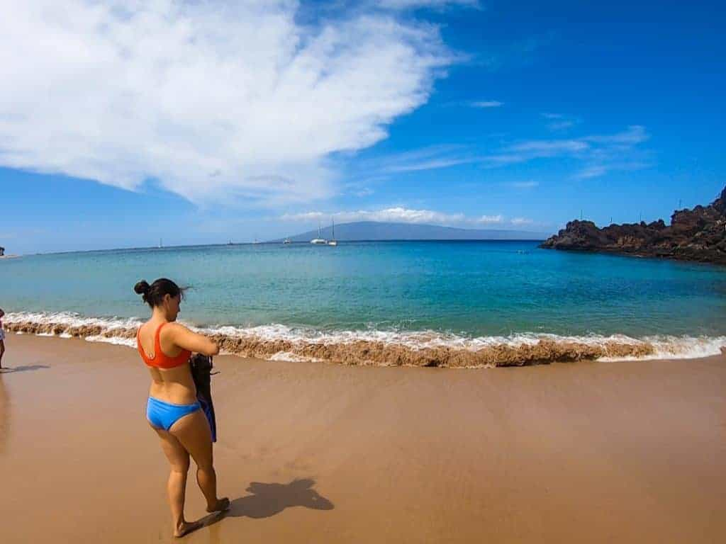 Black Rock Snorkeling things to do honeymoon maui