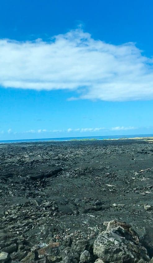 Makalawena Beach beach walk best beach kailua-kona