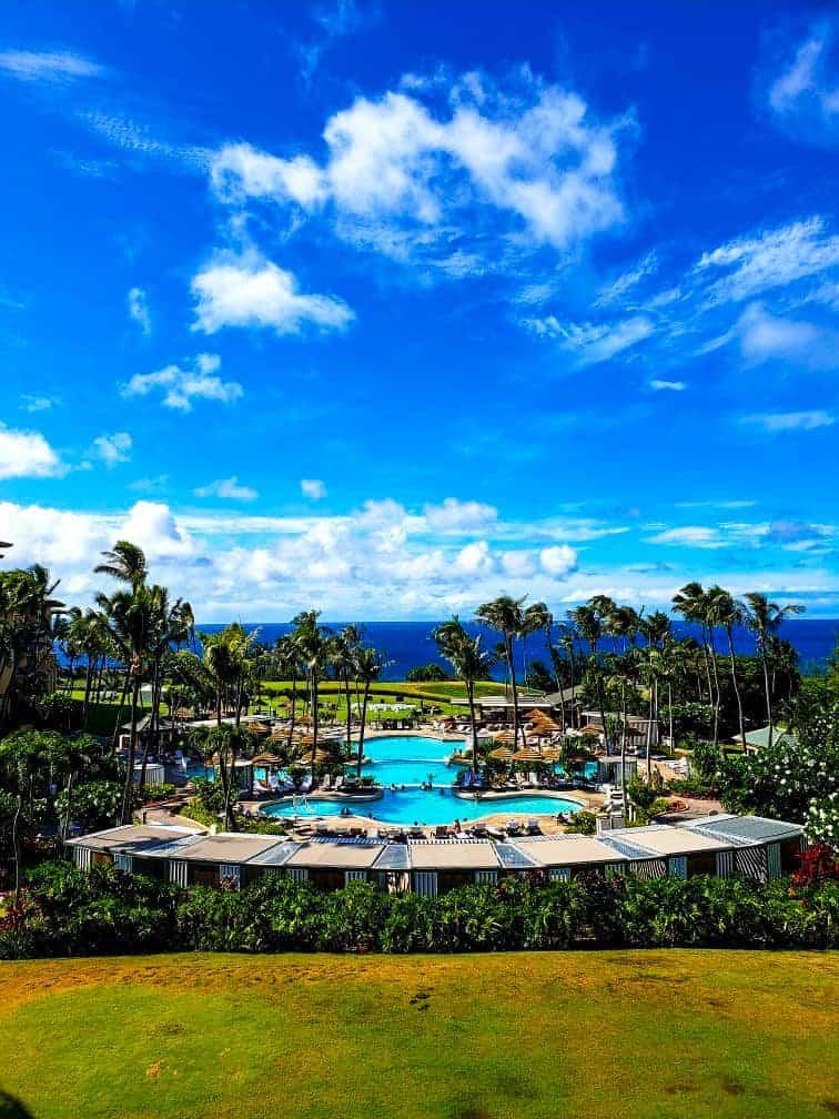 Maui honeymoon Ritz Carlton Kapalua Best Hotel