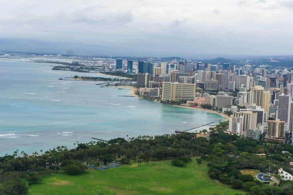 Oahu Hawaii Worst time to visit weather