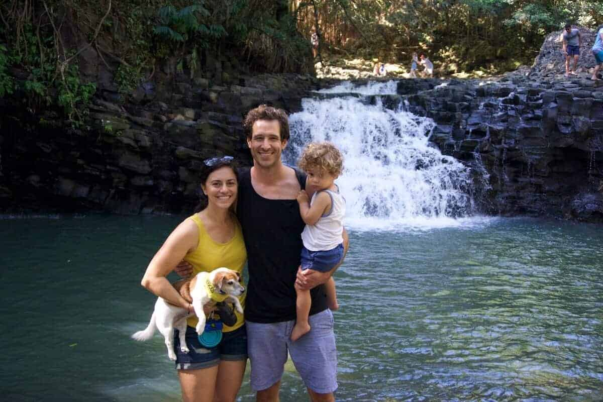 Maui itinerary with toddler