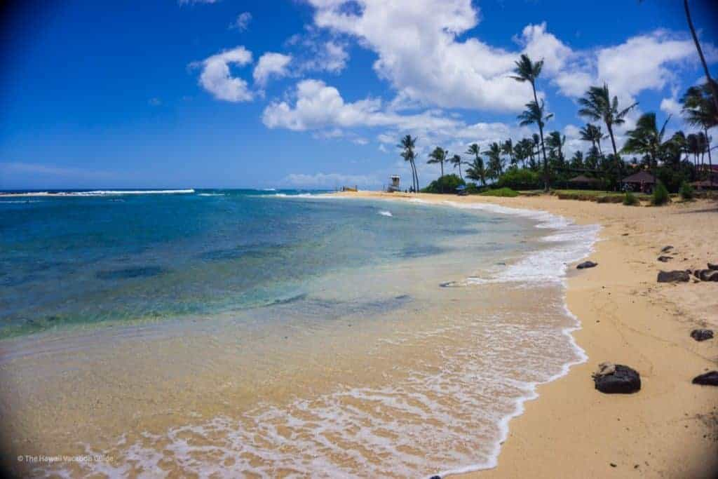 Best Kauai Honeymoon Resorts on South Shore Kauai Poipu Beach