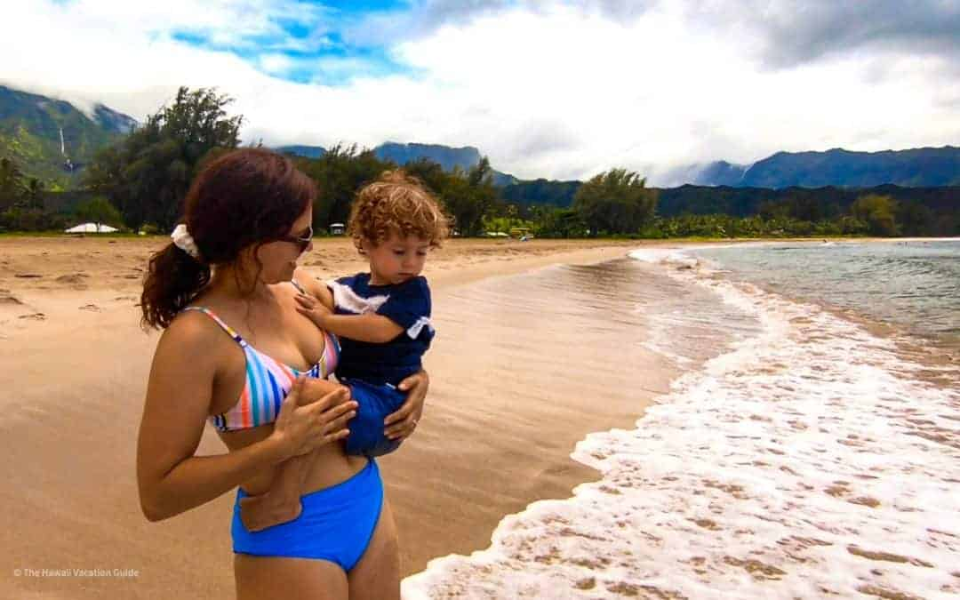 The 7 Best Kid-Friendly Beaches on Kauai