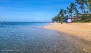 Best Kid Beach Maui Baby Beach Lahaina