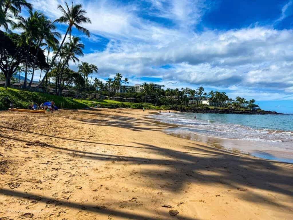 Kid Friendly Beaches Maui Ulua Beach Wailea