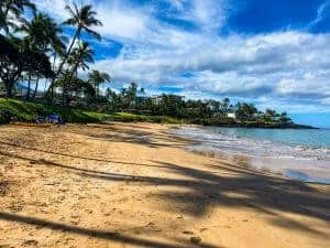 Kid Friendly Beaches Maui Ulua Beach Wailea