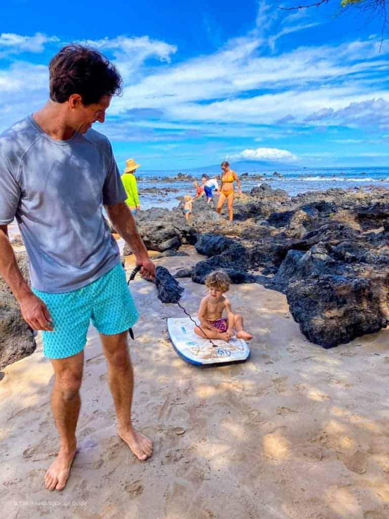 Ulua Beach Kid Friendly Beach Maui