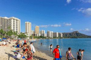 oahu beaches compared to maui