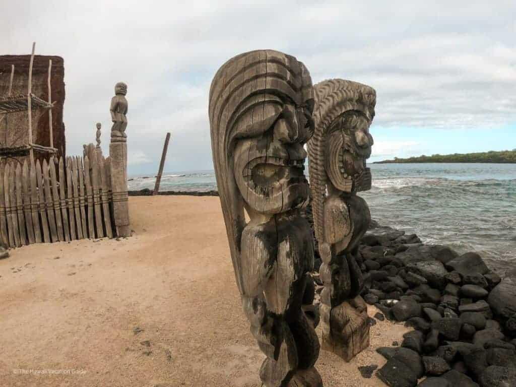 Big Island facts City of Refuge