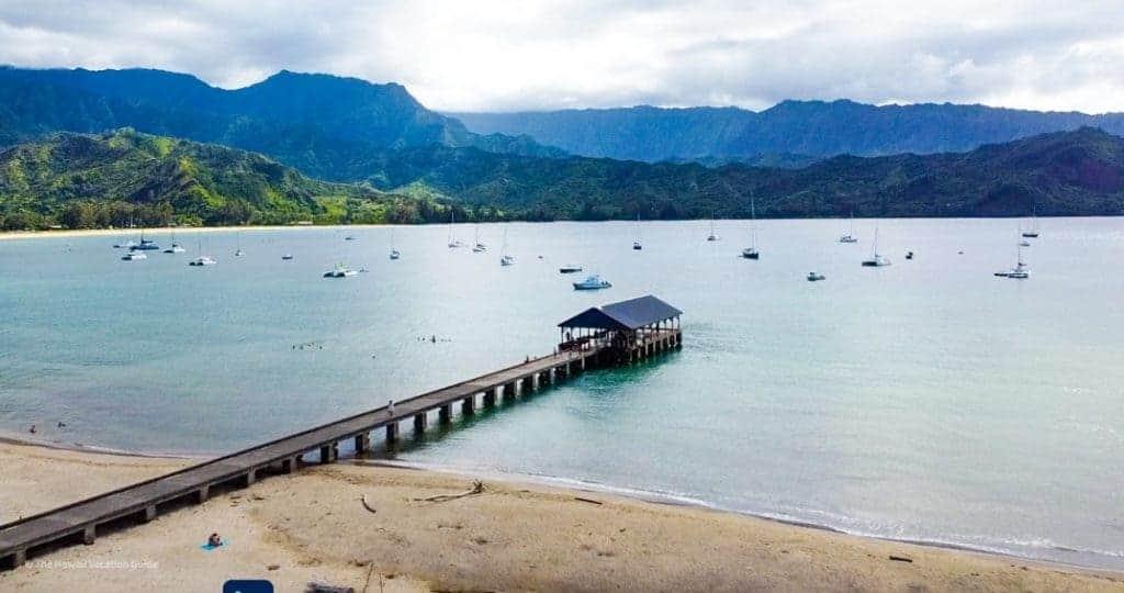 Kauai Travel Guide Hanalei Pier