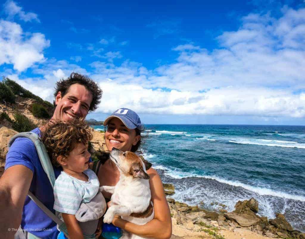 Kauai Travel Guide South Shore Hike