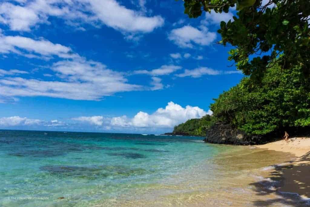 Kauai Travel Guide Things to Do Hideaway Beach