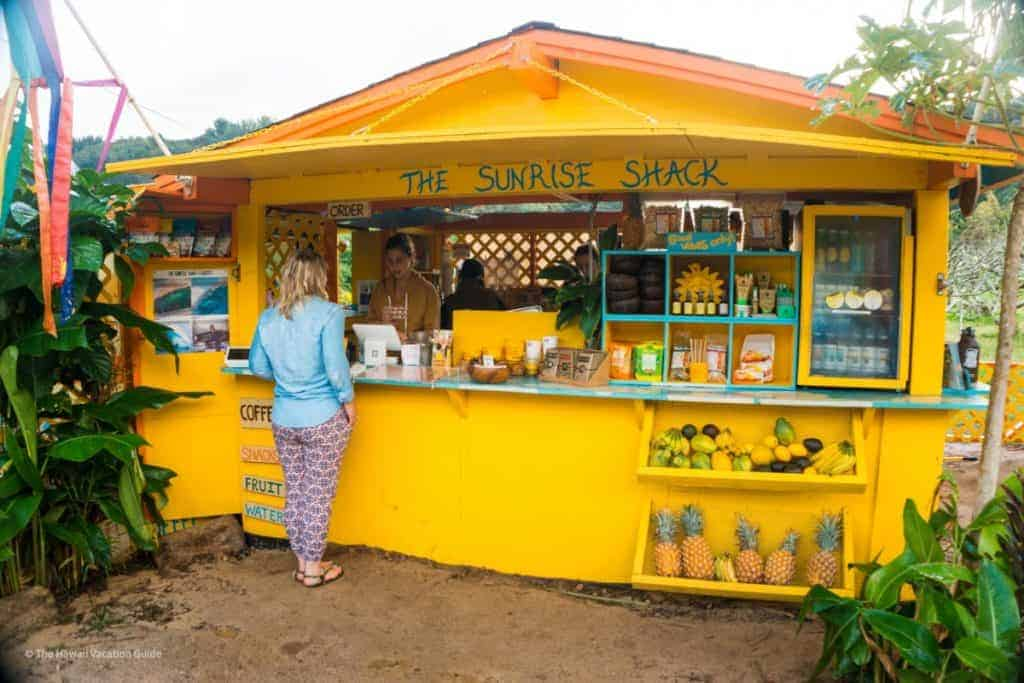 OAHU Travel Guide North Shore Food