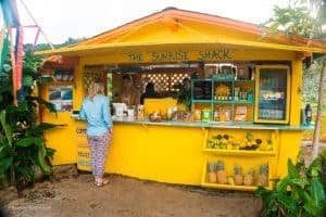 OAHU Travel Guide North Shore Food