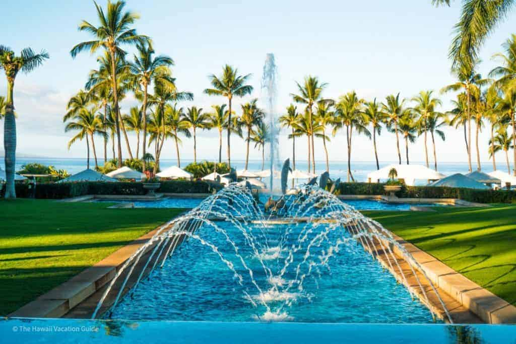 south maui where to stay grand wailea resort