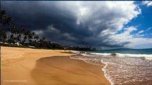 south maui where to stay weather makena cloud