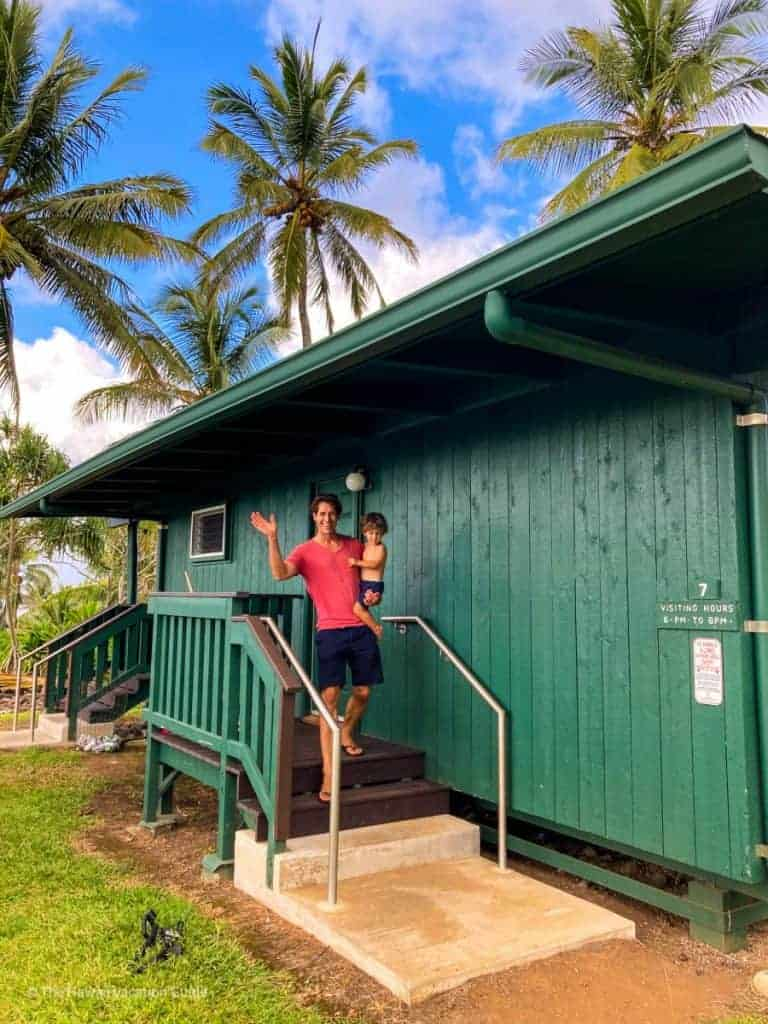where to stay in hana 1 night waianapanapa cabins