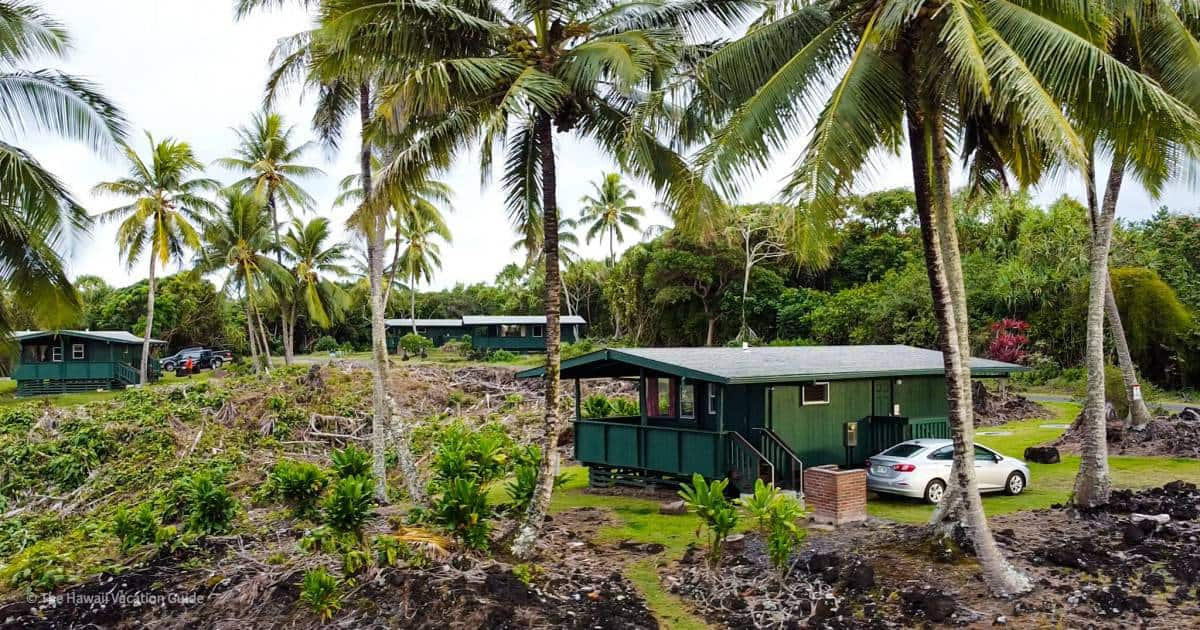 Where to Stay in Hana Maui for One Night: 4 Great Options