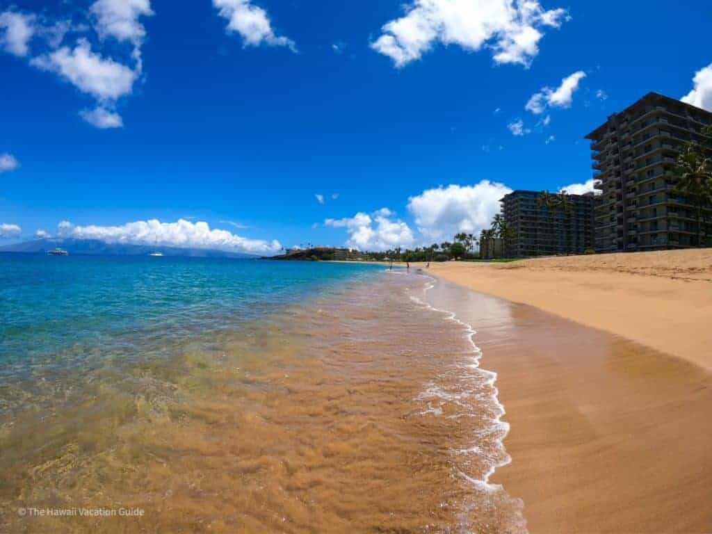 where to stay maui kaanapali resorts