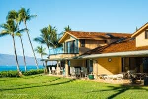 where to stay west maui vacation rental Puamana