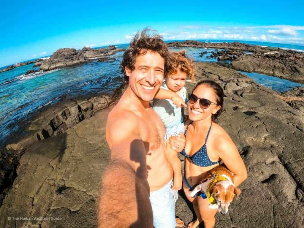 which hawaiian island to visit hawaii beaches
