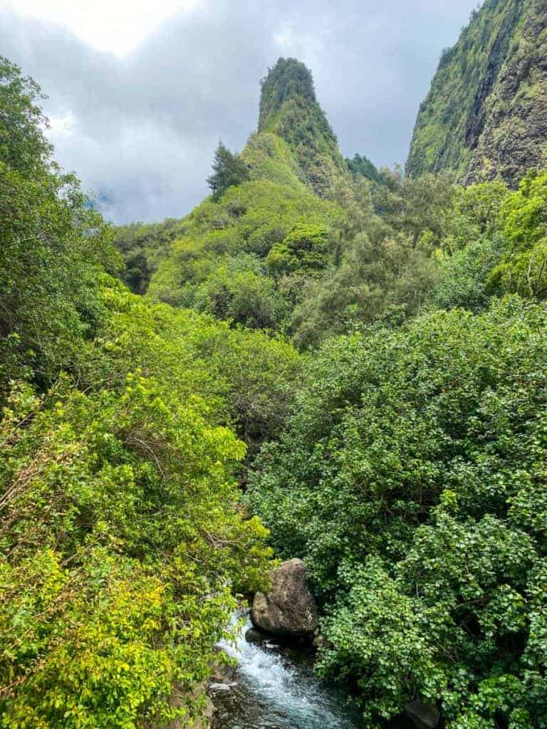 maui hawaii easy hike guide iao valley state park