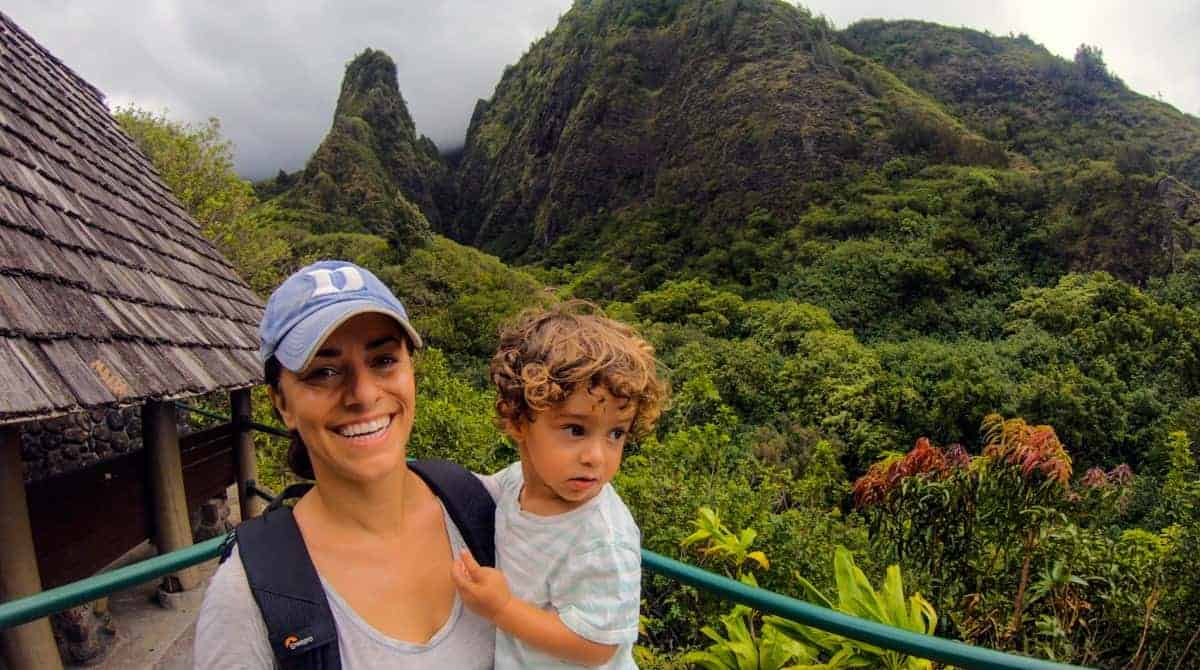 maui walks easy family friendly iao valley