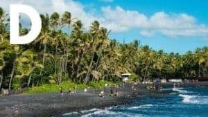 Hawaiian island to visit quiz Big Island Hawaii