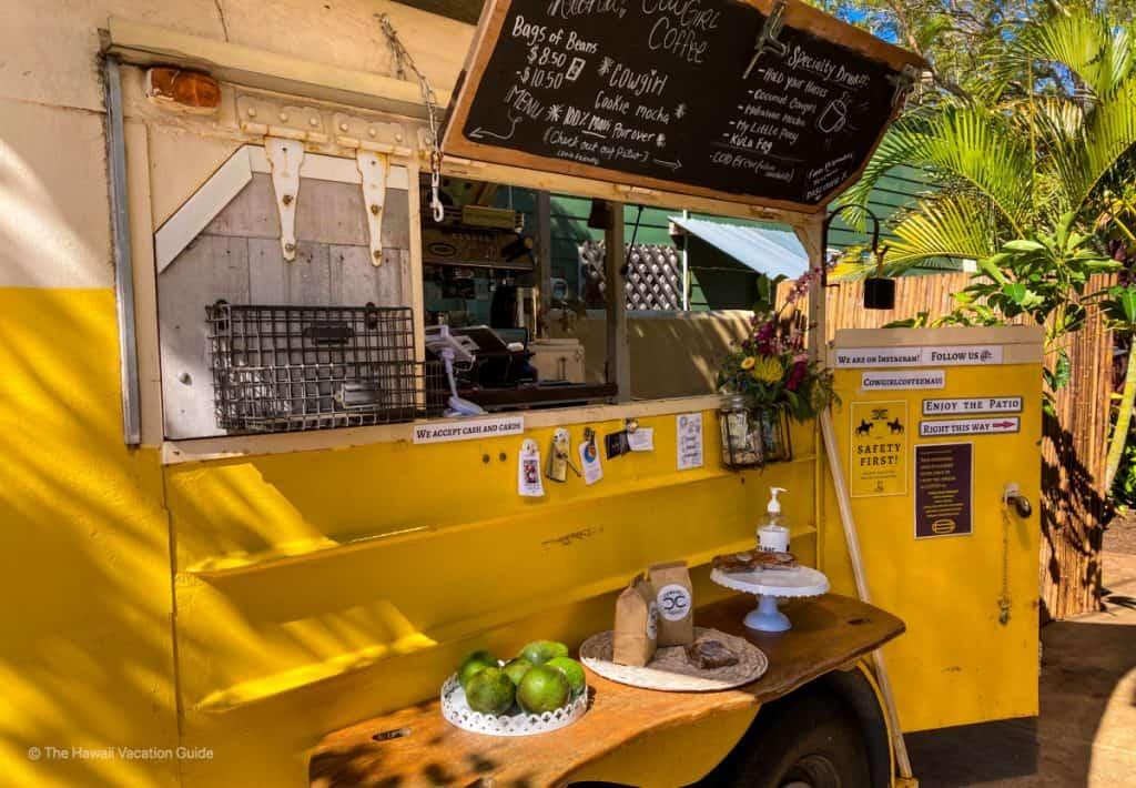 CowGirl Coffee Maui best coffee