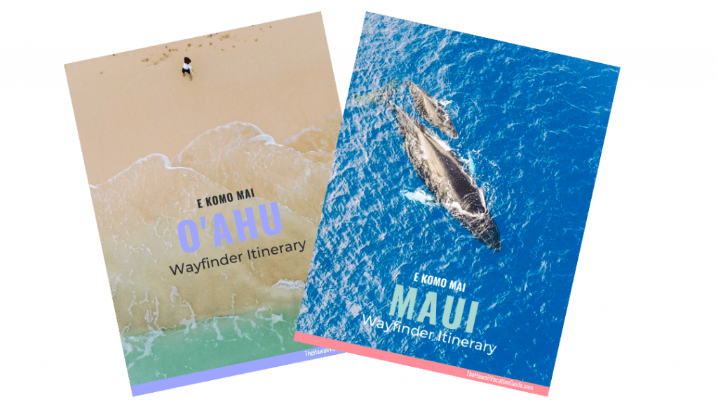Hawaii Itineraries Wayfinder Itineraries