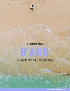 Oahu Wayfinder Cover