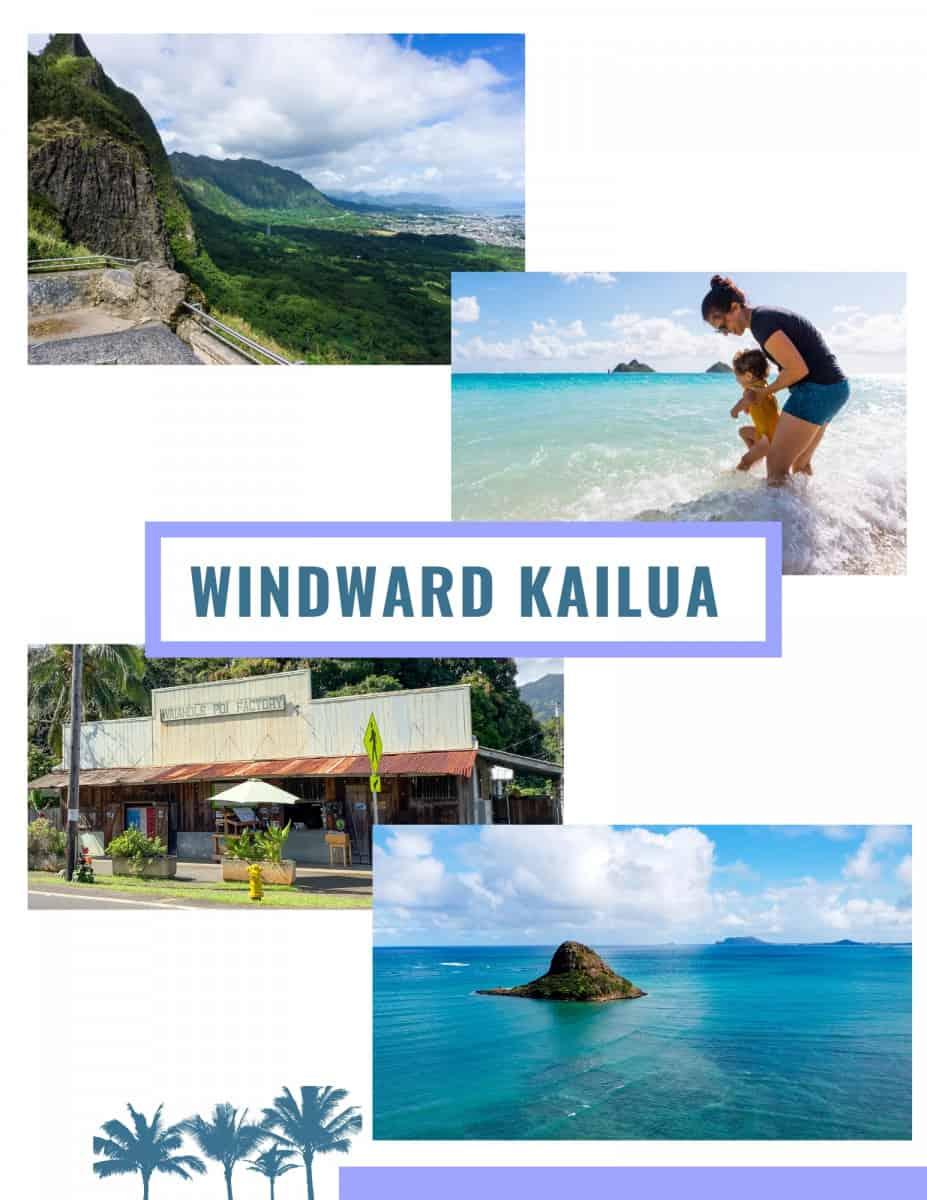 Oahu Wayfinder Itinerary Windward Kailua Day